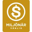 Framtidens shopping i Umeå får Miljönär-märke