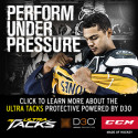 PERFORM UNDER PRESSURE– CCM ULTRA TACKS POWERED BY D3O®