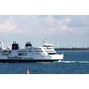 Scandlines-færge tilbage i drift
