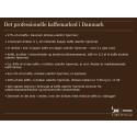 Facts - Det professionelle kaffemarked i Danmark