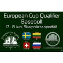 Europacupkval på Skarpnäck, 17-21 juni