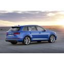 Nya Audi Q7 – Sportig, effektiv med premiumkänsla