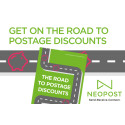 Neopost's road to postage discounts