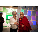 Dalai Lama begeistret for Be Democracy