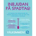 Årets sista spadtag - 187 nya hyresrätter i Stenhagen