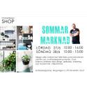 Årets marknad på Orust med inredning, delikatesser och design - moltazdesignshop sommarmarknad