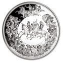Pistruccis Waterloo medalje