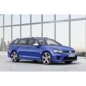 Världspremiär i Los Angeles: Volkswagen Golf Sportscombi R med 300 hk och fyrhjulsdrift