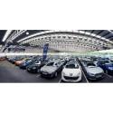 Försäljningen av begagnade personbilar ökade med 7,2 %