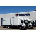 Stor efterspørgsel på udlejningslastbiler hos Scania