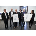 Kajen 4 vann Årets Stockholmsbyggnad 2015