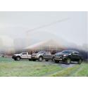 Fordin uudet Ranger, Transit ja Tourneo Custom –mallit Suomen ensiesittelyssä Logistiikka – Kuljetus 2012 messuilla