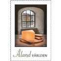 Ålandsmejerietin Kastelholm-juustolle oma postimerkki