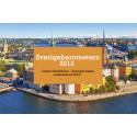 Stockholm är Sveriges bästa sommarstad 2013