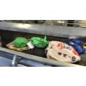 Matavfall i gröna påsen blir biogas
