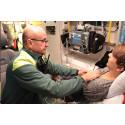 Studenter designar nya lösningar för ambulanssjukvård