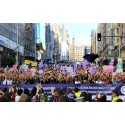 #46 – TISDAG: Historisk marsch mot patriarkal terror