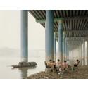 Constructing Worlds samlar verk av 18 fotografer. Ovan ett fotografi av Nadav Kander.