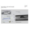 """Audi udbygger sit """"Vorsprung"""" med Matrix-laserteknologi i høj opløsning"""