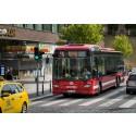 Enestående CO2-besparelser: Scania Citywide hybrid kører på biodiesel