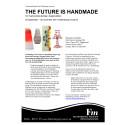 Pressmeddelande The Future is Handmade
