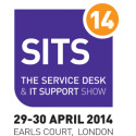 SITS - The Service Desk & IT Support Show previews new launches for 2014