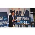 Jimmie Åkesson håller vårtal