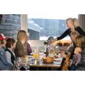 Middag på HF Restaurang & Bar