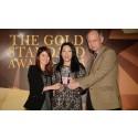 Kimberly-Clark wins prestigious Gold Standard Award for Corporate Citizenship