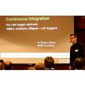 Thomas Olsson från AddQ Consulting berättade på NI Days 2014, hur man bygger mjukvara – bättre, snabbare och billigare!
