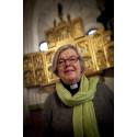 Avskedspredikan och avtackning av domprost Margarethe Isberg