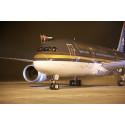 Royal Jordanian modtager sit femte Dreamliner fly