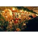 27-29 november är det dags för julmarknad i Slottslängorna