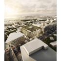 Byggstart för ett av Europas största forskningslaboratorier för Karolinska Institutet i Solna