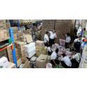 Frälsningsarmén ger katastrofhjälp till bortglömda områden på Filippinerna.