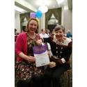 Harlow stroke survivor receives regional recognition