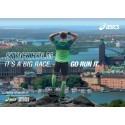 ASICS Flagship Store drar igång årets maratonförsäljning!
