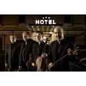 """Sopplunchkonsert och """"Soppkonsert After Work"""" med Stenhammar Quartet"""