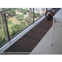 Balcony Decking Project Completed by Evorich: The Inspira