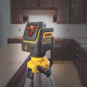 Setting the standard in fast, accurate levelling: DEWALT® releases professional cross line laser.