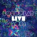 Coldplay julkaisee Mylo Xyloto-kiertueelta live-CD/DVDn 19.11.12