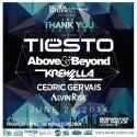 Childhoods kampanj ThankYou by Childhood ger namn åt festival med Tiësto