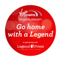 Legend Press Launches 'Take a Legend Home' Campaign with Virgin