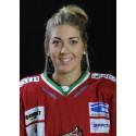 Från förlamad till olympier - Erika Grahm skriver bok om sin sjukdom och livet som elithockeyspelare