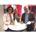 Nytt samarbetsavtal mellan KFS och Svenska Vård
