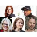 Följande fem är nominerade till Frilanspriset