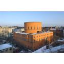 Arkitekt utsedd för utveckling av Stadsbiblioteket