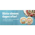 Fontana Food kampanjar för minskat matsvinn!