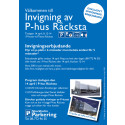 Invigning p-hus Råcksta