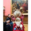 Formidlingsseminar og forskningskonferanse i regi av Nasjonalmuseet i slutten av november på Litteraturhuset.